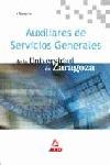 AUXILIARES DE SERVICIOS GENERALES DE LA UNIVERSIDAD DE ZARAGOZA. TEMARIO