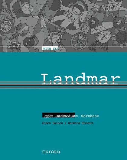 LANDMARK UPPER INTERMEDIATE WORKBOOK WITH KEY