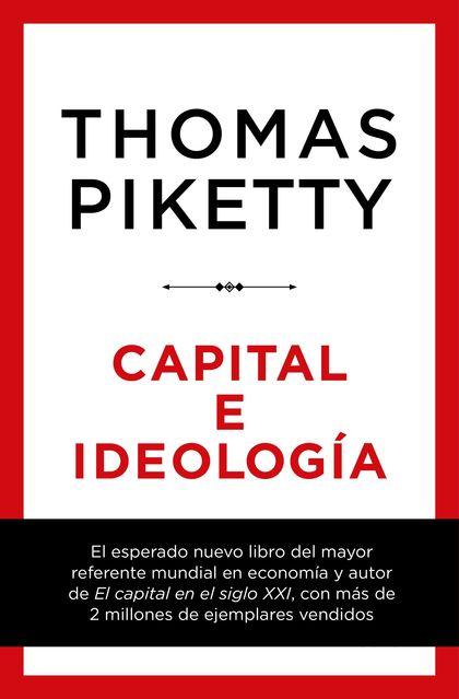 CAPITAL E IDEOLOGÍA.
