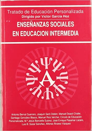 ENSEÑANZAS SOCIALES EN EDUCACION INTERMEDIA