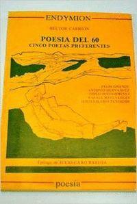 POESIA DEL 60