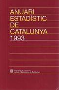 ANUARI ESTADÍSTIC DE CATALUNYA 1993.