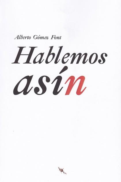 HABLEMOS ASÍN.