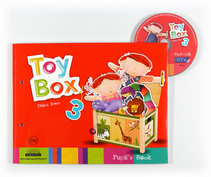 TOY BOX 3: PUPIL´S BOOK