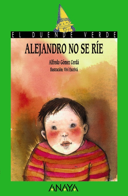 27. Alejandro no se ríe