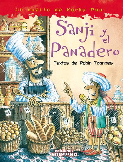 SANJI Y EL PANADERO
