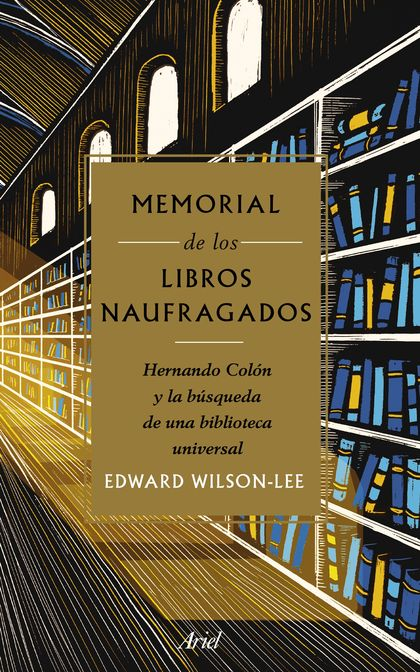 MEMORIAL DE LOS LIBROS NAUFRAGADOS.