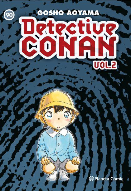 DETECTIVE CONAN II Nº 90.