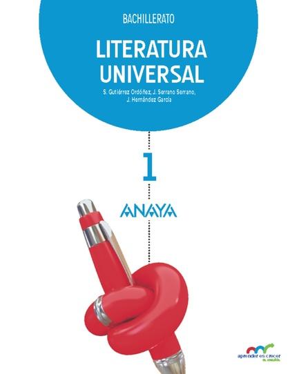 LITERATURA UNIVERSAL..