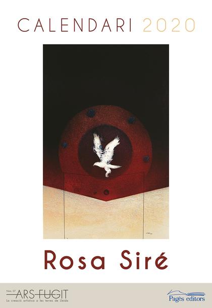 CALENDARI 2020: ROSA SIRÉ