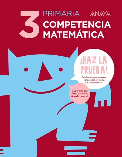COMPETENCIA MATEMÁTICA 3..