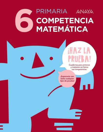 COMPETENCIA MATEMÁTICA 6..