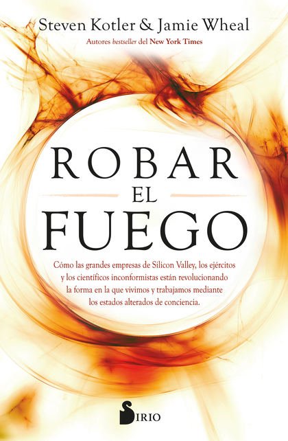 ROBAR EL FUEGO.