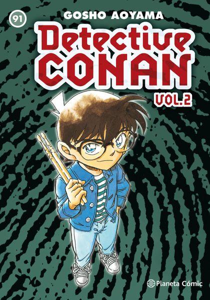 DETECTIVE CONAN II Nº 91