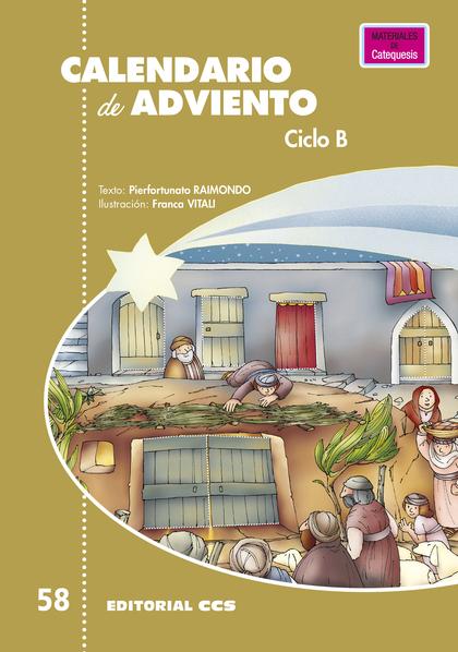 CALENDARIO DE ADVIENTO. CICLO B