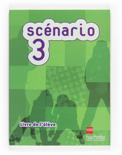 SCEANARIO 3, FRANCÉS, 2 BACHILLERATO