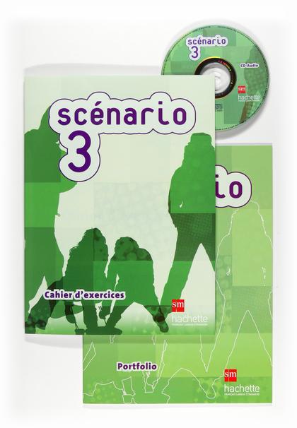 SCÉNARIO 3. CAHIER D´EXERCICES