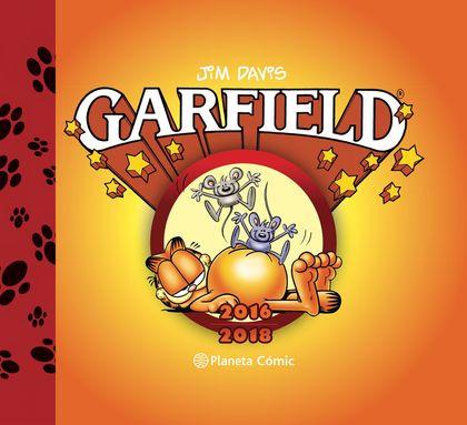 GARFIELD 2016-2018 Nº 20.