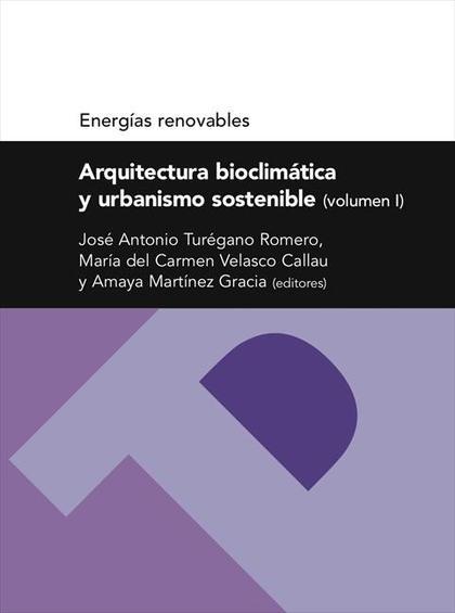 ARQUITECTURA BIOCLIMÁTICA Y URBANISMO SOSTENIBLE 1