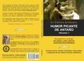HUMOR PICANTE DE ANTAÑO VOLUMEN 1.