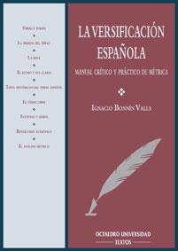 VERSIFICACION ESPAÑOLA