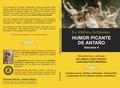 HUMOR PICANTE DE ANTAÑO VOLUMEN 4.