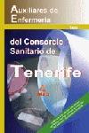 AUXILIARES DE ENFERMERÍA DEL CONSORCIO SANITARIO DE TENERIFE. TEST