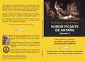 HUMOR PICANTE DE ANTAÑO VOLUMEN 5.