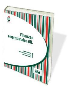 FINANZAS EMPRESARIALES II