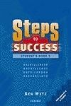 STEPS TO SUCCESS SB.