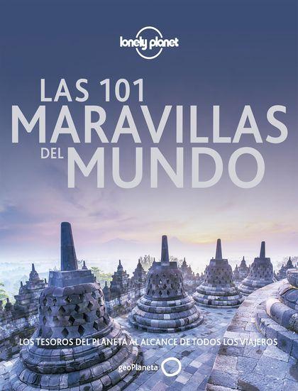 LAS 101 MARAVILLAS DEL MUNDO SEGUN LONELY PLANET.