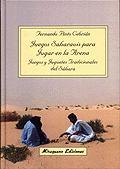 JUEGOS SAHARAUIS PARA JUGAR EN LA ARENA