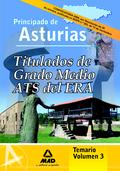 TITULADOS DE GRADO MEDIO/ATS DEL ERA. (ESTABLECIMIENTOS RESIDENCIALES PARA ANCIA