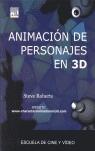 ANIMACIÓN DE PERSONAJES EN 3D