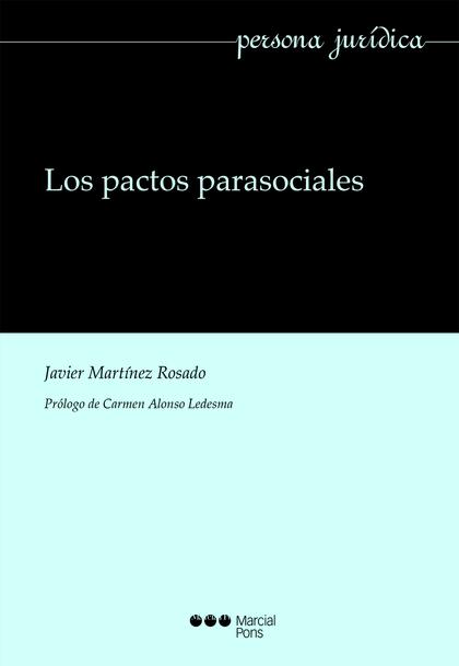 LOS PACTOS PARASOCIALES.