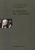 EL LEGADO DE GADAMER
