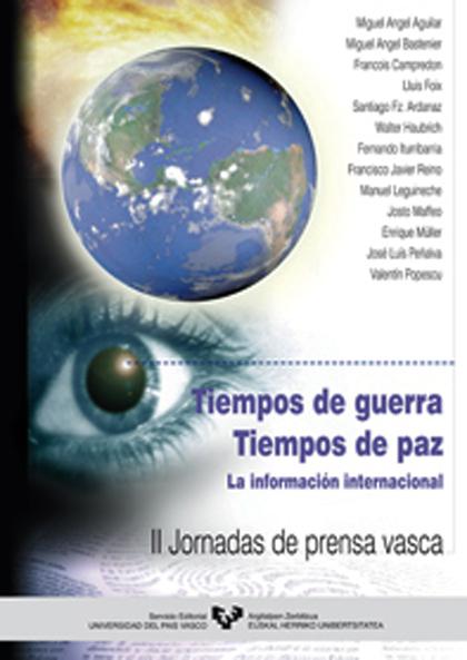 TIEMPOS DE GUERRA TIEMPOS DE PAZ INFORMACION INTER