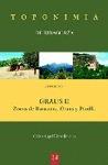 MUNICIPIO DE GRAUS II : ZONAS DE BARASONA, GRAUS Y PANILLO