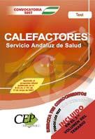 OPOSICIONES CALEFACTORES SERVICIO ANDALUZ DE SALUD (SAS). TEST