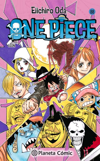 ONE PIECE Nº 88.