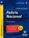 CUERPO NACIONAL DE POLICÍA, ESCALA BÁSICA. SIMULACROS DE EXAMEN
