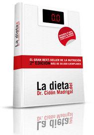 DIETA DEL DR. CIDON MADRIGAL, LA.