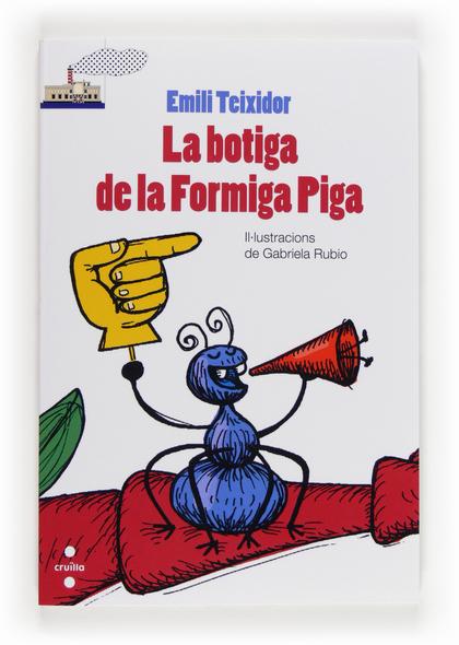C-VVBL.53 LA BOTIGA DE LA FORMIGA PIGA.