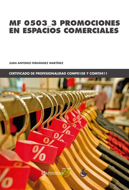 *MF 0503_3 PROMOCIONES EN ESPACIOS COMERCIALES