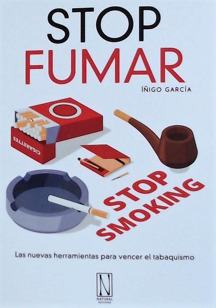 STOP FUMAR.