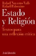 ESTADO Y RELIGIÓN: TEXTOS PARA UNA REFLEXIÓN CRÍTICA
