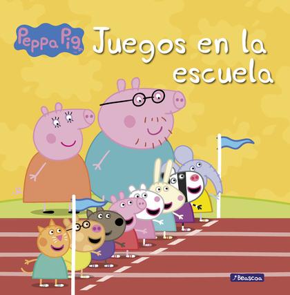 JUEGOS EN LA ESCUELA (PEPPA PIG).