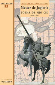 POEMA DE MIO CID MESTER DE JUGLARIA LECTURAS BACHILLERATO VADEMECUM 1