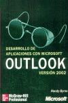 DESARROLLO DE APLICACIONES CON MICROSOFT OUTLOOK VERSIÓN 2002