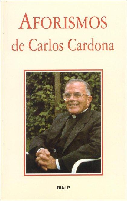 AFORISMOS DE CARLOS CARDONA